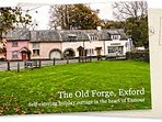 The Old Forge Cottage Picture Postcard