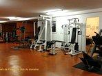 salle fitness, club sports et loisirs inclus dans le forfait journalier.