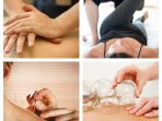 we offer discounts on relaxtion and pain relief therapies like acupuncture and stretching for guests