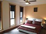 Luxury Sheridan bedroom and posturepedic mattresses in all 3 bedrooms