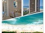 Barra da Tijuca Beach - right in front of the apartment complex