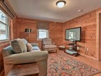 Escape the city bustle and relax while at 'Honeycutt Cottage,' a 1-bedroom, 1-bathroom vacation rental cottage in...