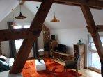 Charmant studio de 34m2,indépendant,tout confort, au coeur d'un village viticole