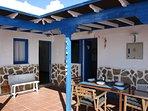 Apartment 2 bedrooms seaviews in Playa Quemada