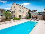4 bedroom Villa in Kurjavici, Istria, Croatia : ref 5576509