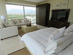 Fabulous Master Bedroom Suite - with views on 2 sides!