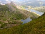 Fabulous walking in the Snowdonia National Park.