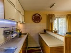 Kitchen equipped with everything you need for comfortable stay