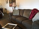 Cozy Sofa in Main Bedroom