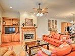 Enjoy a memorable getaway at 'Scaparre,' a 4-bedroom, 3-bathroom vacation rental house in Oscar, Louisiana.