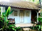 Balinese style building