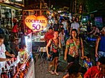 Colourful Night Markets