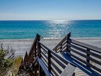 Beautiful Seagrove Beach