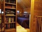 The bigger bedroom