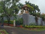 Entrance to Peddar Shahani Estate