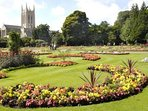 Beautiful town of Bury St Edmunds is on your doorstep, the centre being  just 5 miles away by car