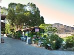Many fabulous restaurants line the streets of Kalkan, most with sea views & all serve excellent food