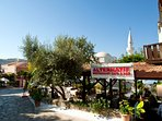 over 100 restaurants in Kalkan to suit every taste & pocket -  friendly service  & good quality food