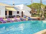 5 bedroom Villa in Junqueira, Faro, Portugal : ref 5576657