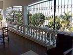 Terrace salle de séjour