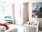 TV, fast free wifi, central in Aviemore, walks shops nearby