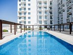 Entire Flat.. Pool, Gym & Sauna-Dubai/Ibn Battuta