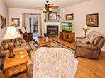 Cedar Lodge 202 Living Room