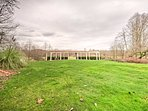 Situated on 37 acres, this property is perfect for weddings or family gatherings!