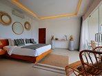 Master bedroom  1 upstairs