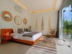 VIP master bedroom downstairs