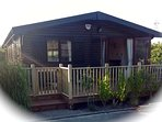 Have a family holiday or a relaxing weekend in our cosy cabin any time of the year