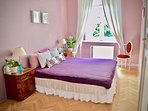 3rd bedroom. We can arrange one double bed or two single beds, ideal for families with children.
