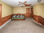Loft with Trundle Bed