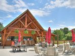 This deli and grill serves the best burgers on this side of the Smokies!