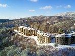 Deer Ridge Resort is Surrounded by The Best Views in the Smokies