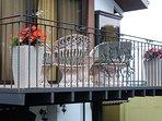 Kitchenette & Balcony