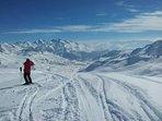 Estación de Esquí de Formigal. Con dominio esquiable de más de 150 kms.