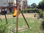 Parco gioco per bambini gratuito