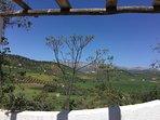 Prachtig uitzicht op El Torcal