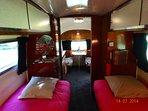 L'Airstream Tradewind 1961