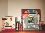 Juegos de mesa, bingo, dominó, cartas, el uno, Parchís,El parti, dominó infantil...