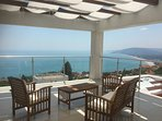 Stunning sea views from every terrace over the golden beach of Albena.