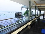 The budget Backwater Resort in Alappuzha