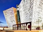 Titanic Exhibition Centre, Belfast 40km.