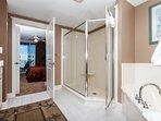 Master Bathroom Waterscape Resort A514 Okaloosa Island Fort Walton Beach Vacation Rentals