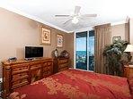 Master Bedroom Waterscape Resort A514 Okaloosa Island Fort Walton Beach Vacation Rentals