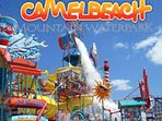 Camelbeach waterpark...2min from the house