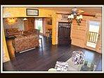 front enterance - living room - front door - main level