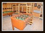 bunk room - main level