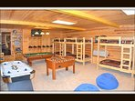 Bunk Room - 12 beds - main level